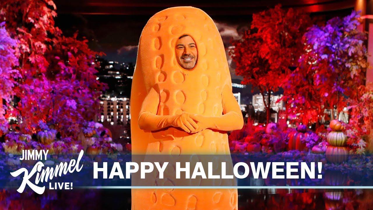 Jimmy Kimmel I Ate Halloween Candy 2020 Hey Jimmy Kimmel, I Told My Kids I Ate All Their Halloween Candy