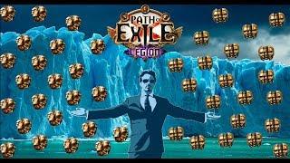 Мой профит со 100 Ледников - Path of Exile(фарм валюты)