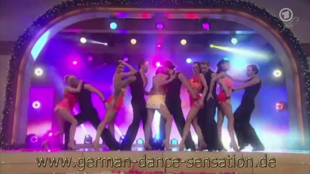 Sensation Deutsch