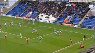 Colchester 1-0 Swindon Supermarine | The FA Cup 2nd Round - 27/11/10