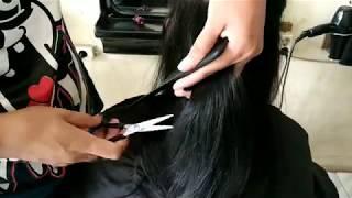 Download Video Potong Rambut Segi pendek MP3 3GP MP4