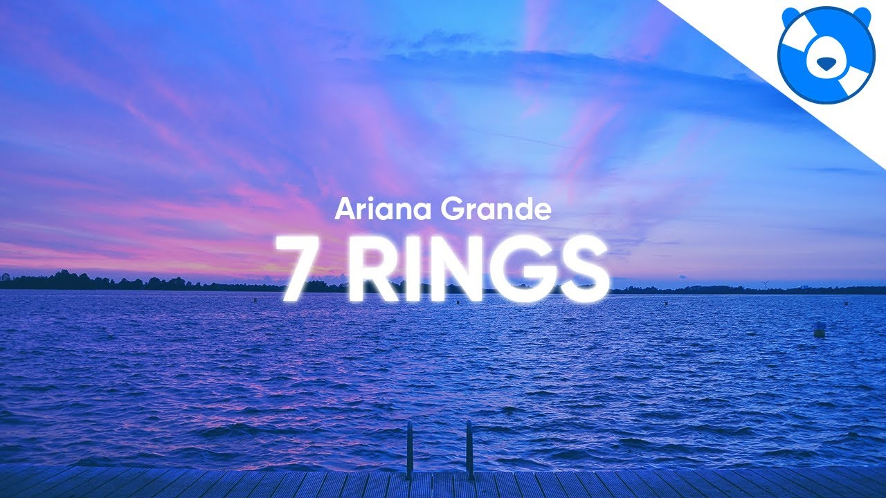 Download Ariana Grande - 7 rings (Clean - Lyrics)