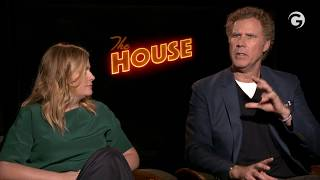 The House Interviews: Amy Poehler & Will Ferrell Freak Out Over Beyonce's Twins