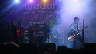 STAND HERE ALONE - WANITA MASIH BANYAK Ft. GOCO LOWDICK LIVE @WADAH SENI PREMBUN KEBUMEN 31/12/2016
