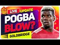 POGBA Out GREALISH In? SANCHO Latest! Man Utd Transfer News