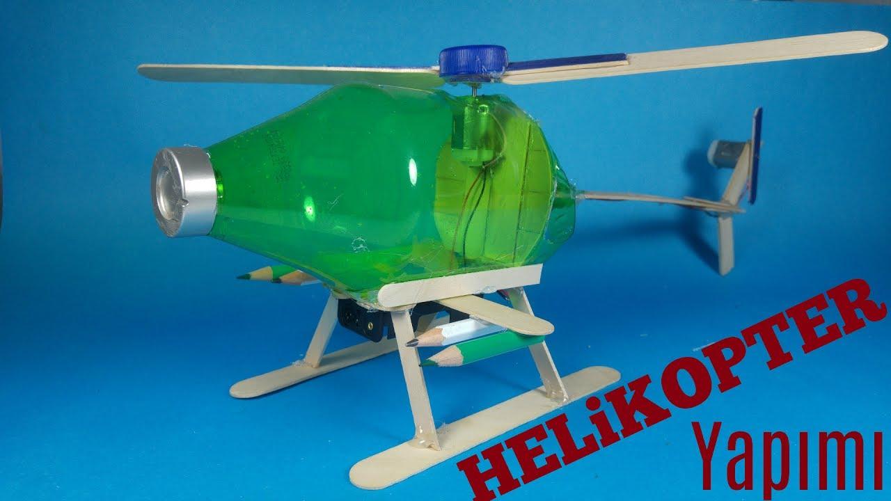 Kendi helikopterimi nasıl yaparım