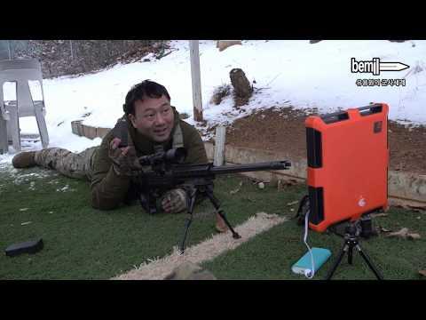 [양욱의 '워리어플랫폼' 리뷰 2부]  K14 저격총 백발백중의 비결은?  저격은 과학이다! 200 ~ 700미터 표적 실거리 백발백중 사격 영상