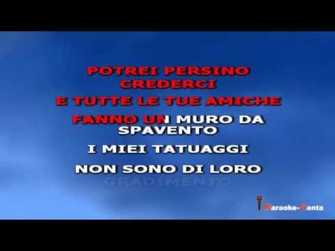 Fedez Ft Noemi - L'amore Eternit (Video Karaoke)