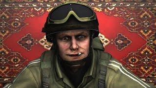 CS:GO - Russians in team