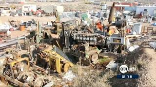 أخبار حصرية - الجيش العراقي يضبط سوقاً لممتلكات صادرها داعش من موصليين