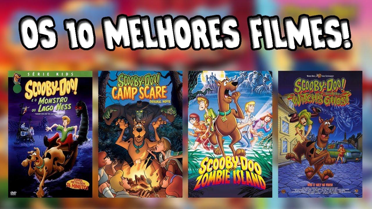 Os 10 Melhores Filmes Do Scooby Doo Youtube