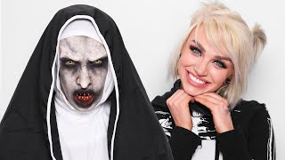 Download The Nun Halloween Transformation ft. Glam&Gore Mp3 and Videos