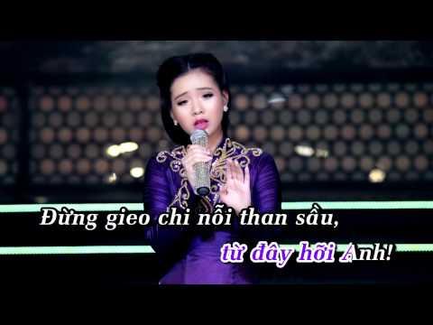 [KARAOKE] Đừng Nhắc Chuyện Lòng - Quỳnh Trang