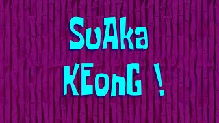 SpongeBob Title | Sanctuary! BAHASA INDONESIA FANMADE