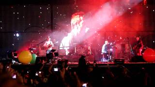 Coldplay - The Scientist Live HD Portugal Optimus Alive 11