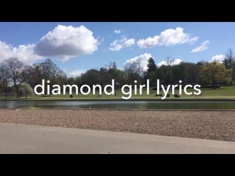 diamond girl lyrics
