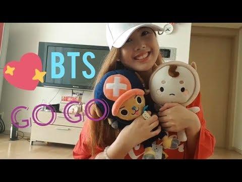 Let's Learn BTS (방탄소년단) - Go Go (고민보다 Go) Short Dance Tutorial MIRRORED