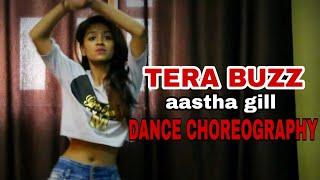 Aastha Gill - Buzz feat Badshah | Priyank Sharma | dance choreography