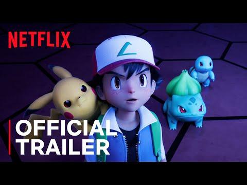 Pokémon: Mewtwo Strikes Back—Evolution| Official Trailer | Netflix