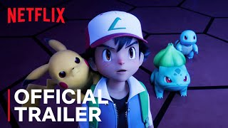 Pokémon: Mewtwo Strikes Back-Evolution | Official Trailer | Netflix