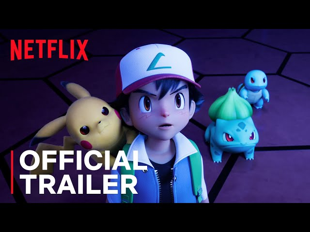 Pokemon The First Movie Remake On Netflix Once Again Gives Your