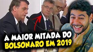 A maior MITADA do BOLSONARO em 2019