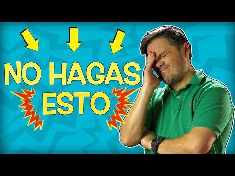 NO COMETAS ESTOS ERRORES EN INGLÉS!!!!!!