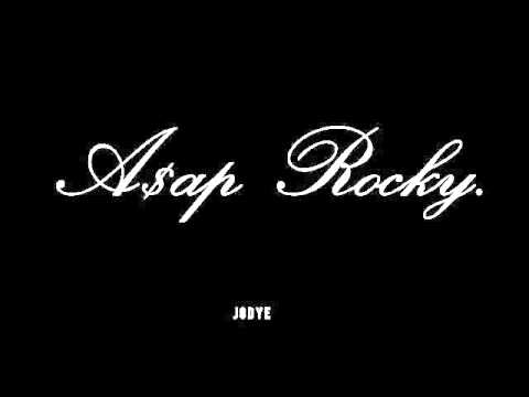A$AP Rocky - Jodye (Chopped By Screwed 1WORD)