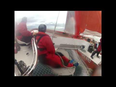 PIC Insurance Coastal Classic 2014 -  Team Vodafone Sailing new RECORD