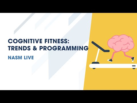Cognitive Fitness: Current Trends and Programming Concepts