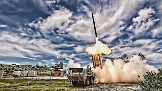THAAD Missile Test • Terminal High Altitude Area Defense