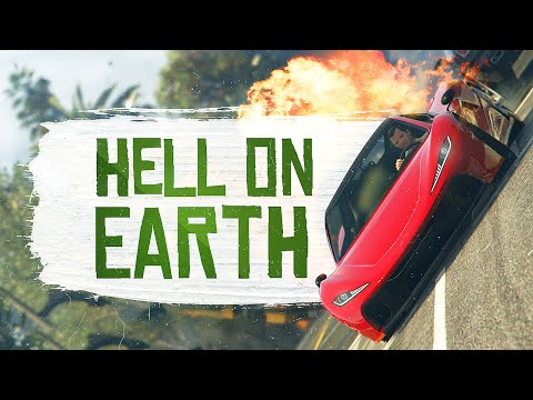HELL ON EARTH (GTA 5 Funny Moments)