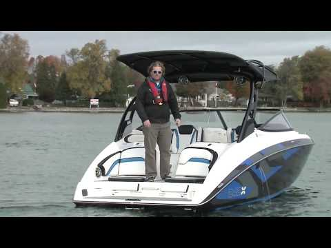 Yamaha 242X E Series 720 | Boat Review