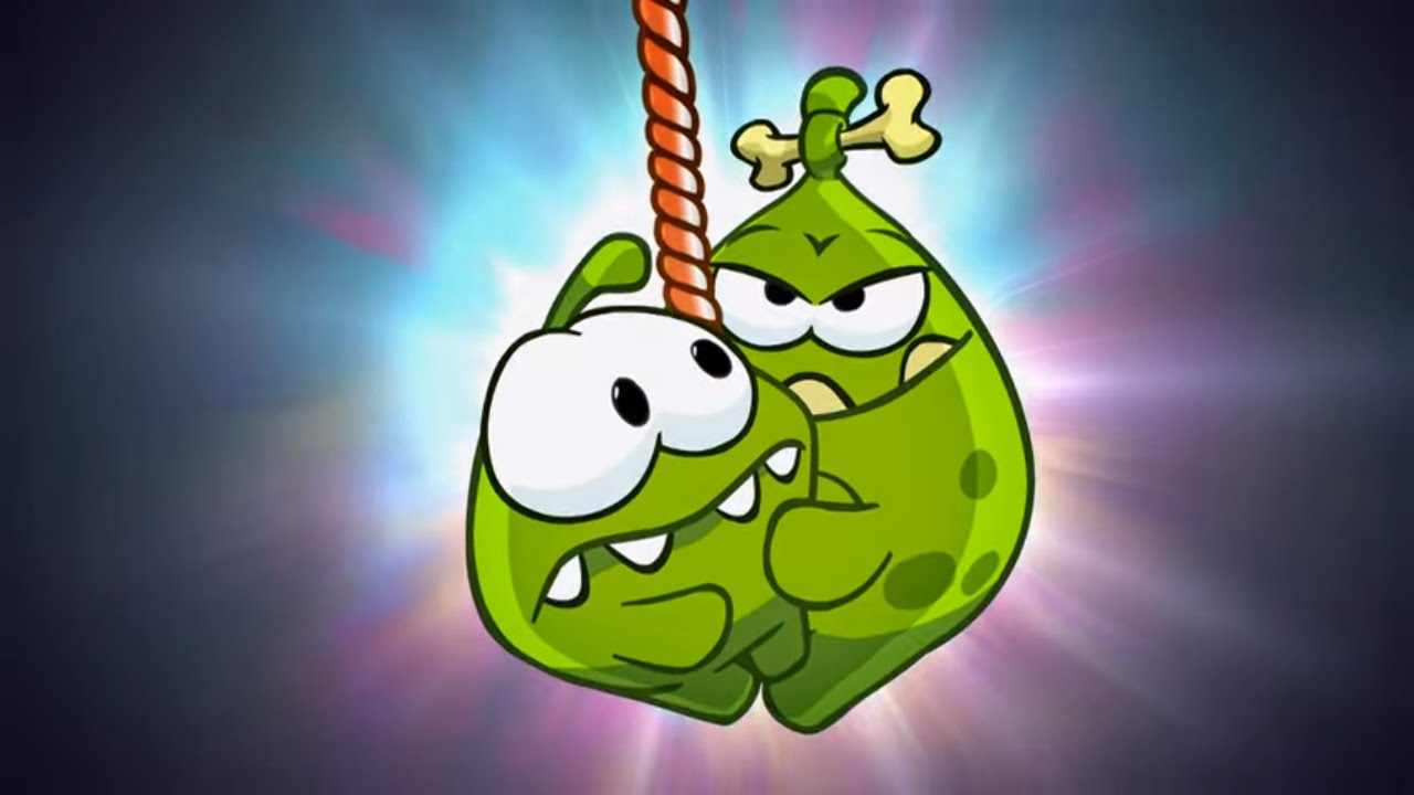 Om Nom Stories (Cut the Rope) - The Stone Age (Episode 17, Cut the Rope: Time Travel)