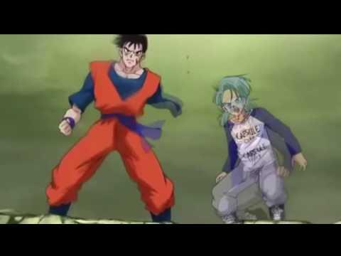 Trunks History - Dragonball Z [AMV]     Be Somebody