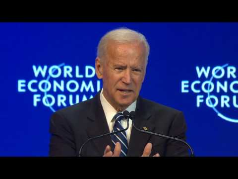 Davos 2017 - Special Address by Joe Biden, Vice President of the United States