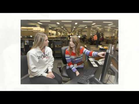 Welcome to the University of Cincinnati Libraries