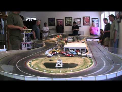 Fly Le Mans on Model Riverside Raceway 9-13-2014 Heat 22 [HD]
