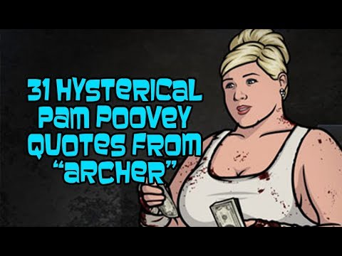 31 Hysterical Pam Poovey Quotes From