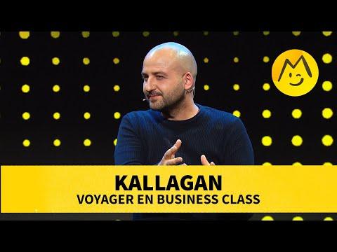 Kallagan - Voyager en Business Class