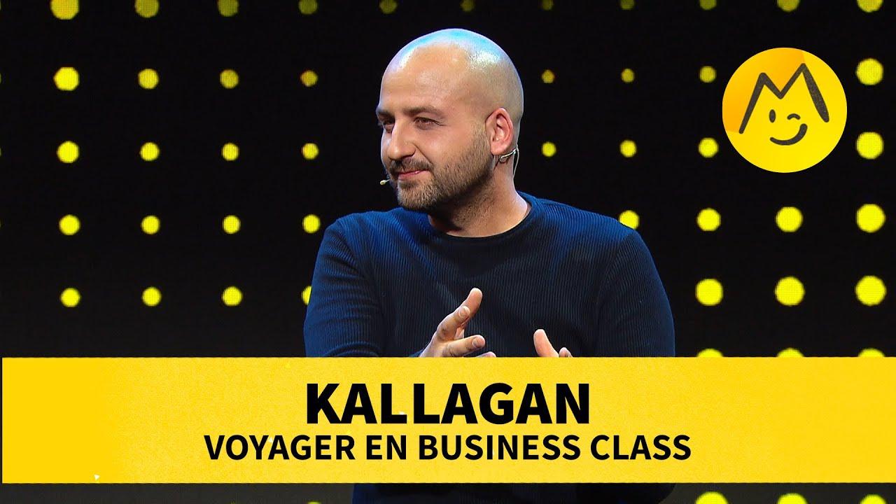 Kallagan – Voyager en Business Class