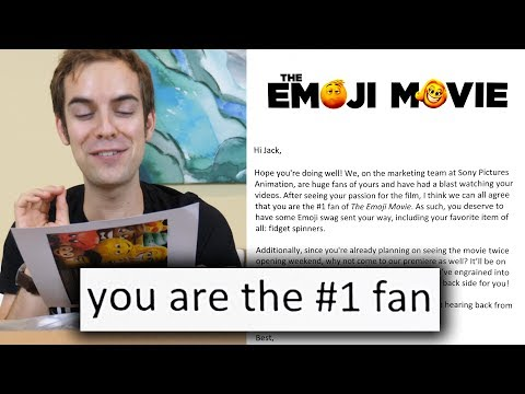 I got invited to the world premiere of The Emoji Movie