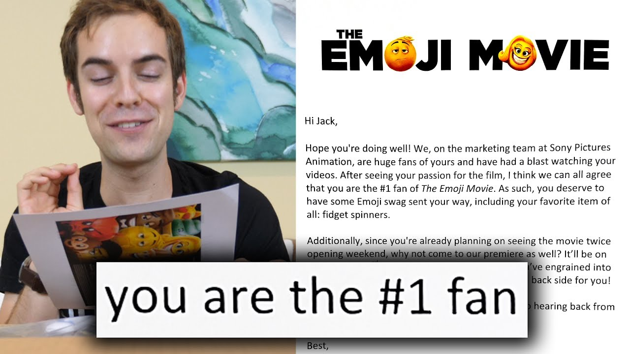 I got invited to the world premiere of the emoji movie youtube i got invited to the world premiere of the emoji movie stopboris Images