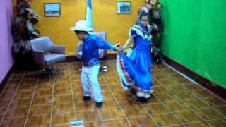 baile la palomita guasiruca