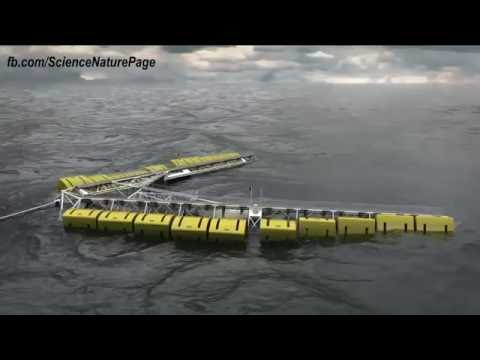 There are so many cool ways to generate electricity from the ocean!