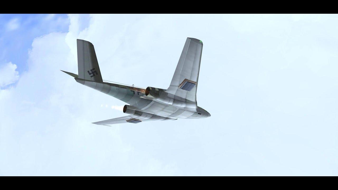 IL2 Luft 46 ME 262 HGIII Hochgeschwindigkeit
