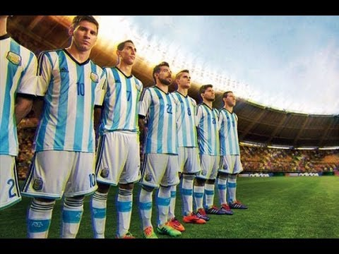 Argentina Football Wallpaper Hd Argentina National Team Players For The 2014 Fifa World