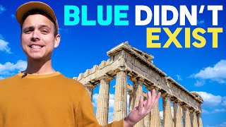 Why The Ancient Greeks Couldn't See Blue
