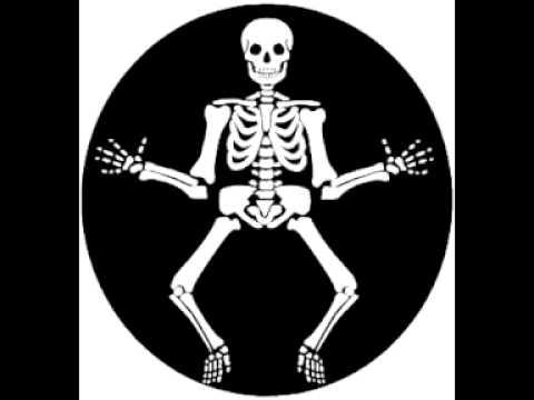 Jack Handey Scary Skeleton