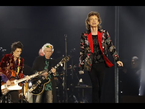 The Rolling Stones to headline 50th anniversary Jazz Fest Mp3